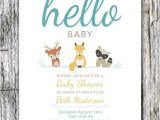 Woodland Animal themed Baby Shower Invitations 17 Best Images About Kb Baby Shower On Pinterest