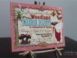 Woodland Fairy Party Invitations Fairy