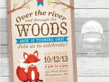 Woodland themed Birthday Invitations 123 Best River 39 S Woodland Party Images On Pinterest