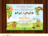 Woodland themed Party Invitations Woodland theme Lifes Little Celebration