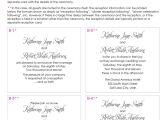 Wording for A Wedding Invitation by Bride and Groom Wedding Invitation Wording From Bride and Groom Template