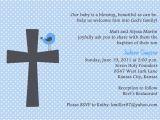 Wording for Baptism Invitation Baptism Invitations Wording – Gangcraft