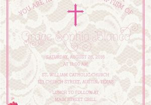 Wording for Baptism Invitations In Spanish Baptism Invitation Spanish Baptism Invitations Baptism