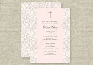 Wording for Baptism Invitations In Spanish Baptism Invitations In Spanish Baptism Invitations In