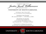 Wording for College Graduation Invitations University Of Phoenix Graduation 2014 Party Invitations
