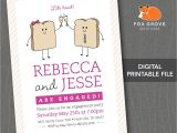 Wording for Engagement Party Invitation Engagement Party Fun Engagement Party Invitations Card