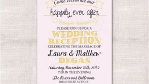 Wording for Post Wedding Reception Invitations Post Wedding Reception Invitation Wording Informal New