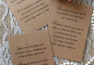 Wording for Wedding Invitations Money Instead Of Gifts Unique Wedding Money Gifts Ideas On with Wedding