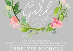 Words for A Baby Shower Invitation 22 Baby Shower Invitation Wording Ideas