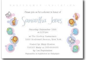 Words for A Baby Shower Invitation Baby Shower Invitation Wording Wedding Invitations Ideas