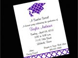 Words for Graduation Invitation Graduation Party Invitation Template Word Various