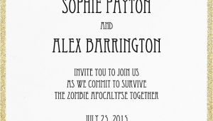 Words for Wedding Invitations Unique Wedding Invitation Wording Ideas Invitations by Dawn