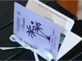 Work Bridal Shower Invite Brittany Lauren Design Recent Work Passport Bridal