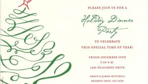 Work Christmas Party Invitation Template Company Christmas Party Invitations