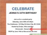 Writing Party Invitations How to Write A Birthday Invitation 14 Steps with Pictures