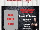 Wwe Birthday Invites Printable Wwe Birthday Party Invitations Photo Invite