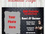 Wwe Wrestling Birthday Party Invitations Printable Wwe Birthday Party Invitations Photo Invite