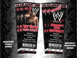 Wwe Wrestling Party Invitations Best 20 Wrestling Party Ideas On Pinterest