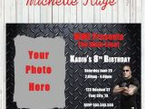 Wwe Wrestling Party Invitations Printable Wwe Birthday Party Invitations Invite