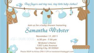 Www.baby Shower Invitations Ideas for Boys Baby Shower Invitations