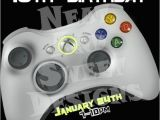 Xbox Party Invitations 10th Birthday Xbox 10th Free Engine Image for User