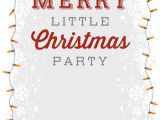 Xmas Party Invite Templates Best 25 Free Christmas Invitation Templates Ideas On