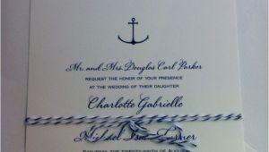 Yacht Wedding Invitation Wording Selecting the Perfect Wedding Invitations Maureen H