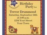 Zazzle 1st Birthday Invitations Cowboy 1st Birthday Invitation Zazzle