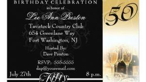 Zazzle 50th Birthday Invitations 50th Birthday Party Invitations