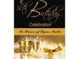 "Zazzle 50th Birthday Invitations 50th Birthday Party Personalized Invitation 5"" X 7"