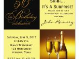 Zazzle 50th Birthday Invitations Surprise 50th Birthday Party Invitations