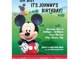 Zazzle Birthday Party Invitations Mickey Mouse Birthday Invitation
