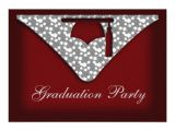 Zazzle Graduation Party Invitations Graduation Cap Party Invitation Zazzle