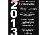Zazzle Graduation Party Invitations Graduation Party Invitation Class Of 2013 Zazzle