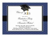 Zazzle Graduation Party Invitations Modern Graduate Cap Tassel Graduation Party Invite Zazzle