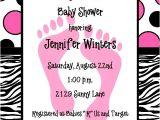 Zebra Baby Shower Invites Zebra Print Baby Shower Invitations Pink Blue or Green Ebay