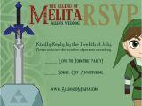 Zelda Party Invitations 1000 Images About Zelda Birthday On Pinterest Favor