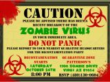 Zombie Baby Shower Invitations Birthday Invitation Templates Zombie Birthday Invitations