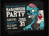 Zombie Baby Shower Invitations Zombie Party Invitations – Gangcraft