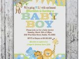 Zoo themed Baby Shower Invitations Baby Shower Invitation Luxury Baby Shower Invitations Zoo